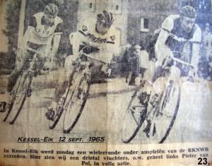 23.   12 Sept. 1965.  Kessel-Eik[1]